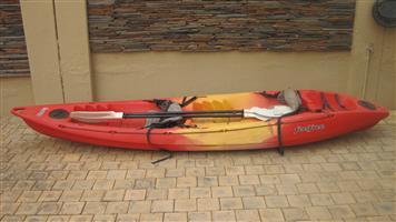 Gemini Feelfree kayak
