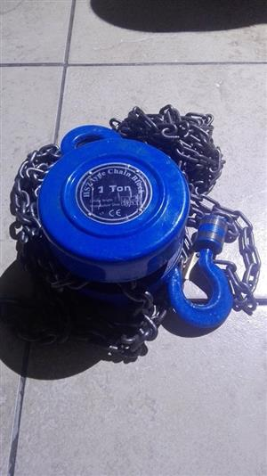 1 Ton winch for sale