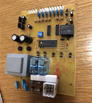 Hansa Deluxe 2 Brand New Pc Board