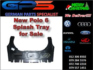 New VW Polo 6 Splash Tray for Sale