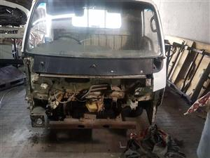 Kia K2700 series 1 ( 2005) striping for spares