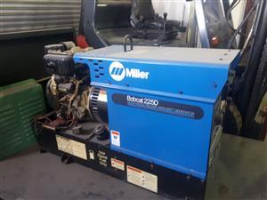 Miller 225Amp Diesel Welder