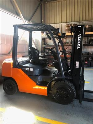 FORKLIFT FOR SALE IN EDENVALE