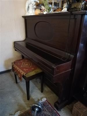 Otto Bach upright piano for SALE