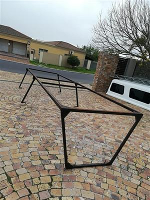 Roof rack 5m length x 1.25m width will fit any LWB Bakkie R 900      Phone Mark 084 247 4726