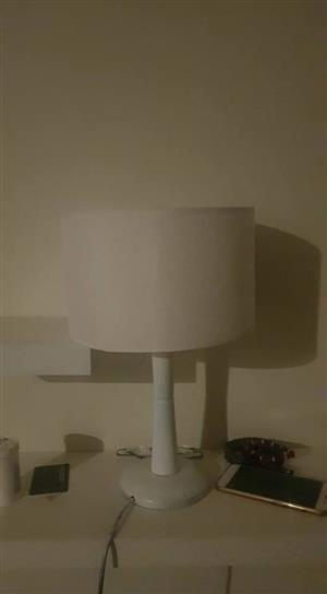 White lamp for sale