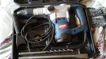 Ryobi rotary hammer drill