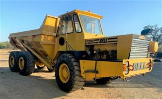 BELL 25A ADT DUMP TRUCK FOR SALE/For Hire or to Swop