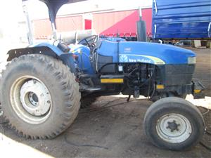 New Holland TT55 tractor for sale