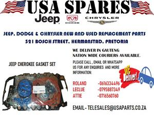 JEEP CHEROKEE GASKET SET (FOR SALE)