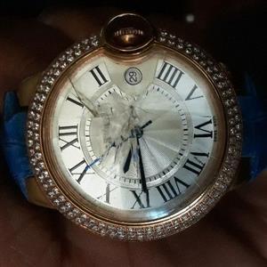 Cartier Ballon Blue Ladies Swiss Made watch