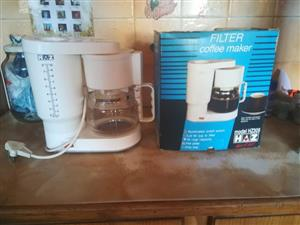 Filter coffee maker for sale
