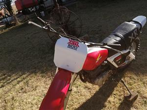 Honda XR 500 1979 custom restored fully off-road