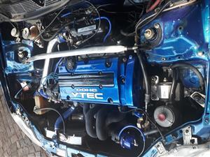 1998 Honda Civic 150i 5 door