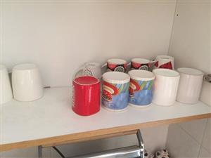 Colored coffee mugs for sale