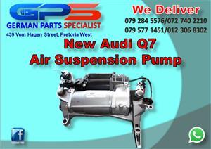 New Audi Q7 Air Suspension Pump for Sale