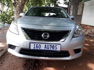 2014 Nissan Almera 1.5 Activ