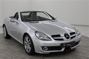 2011 Mercedes Benz SLK 200 Kompressor Grand Edition