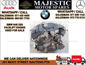 Bmw n46 320I face lift engine for sale