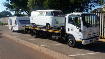 Caravan & Trailer transport, Echo 4x4 Trailer, Boat & Horsebox Cape Town to Gauteng.