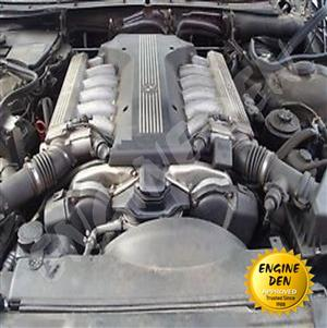 BMW 750i V12 54121 USED ENGINE