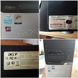 Acer Aspire T660