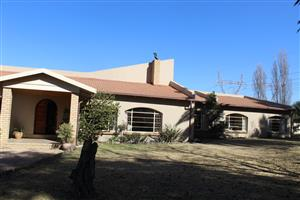 BENONI  SMALL FARMS-A GENUINE GEM - A SPOTLESS RESIOIDENCCE ON  1.1 Ha LUS SEP 2 BED COTTAGE=...SEE!!