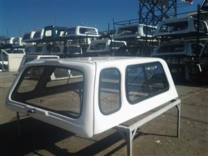 USED BEEKMAN TOYOTA VVT/D4D DC CANOPY FOR SALE!!!!!!!!!!!!!