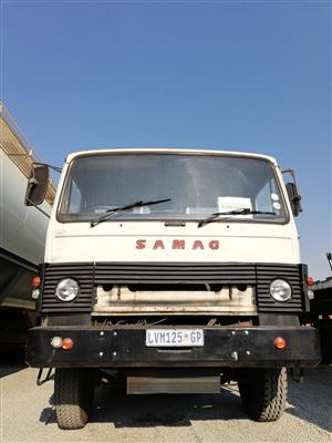 10X Your Business, Get This Samag Dropside 8 Ton