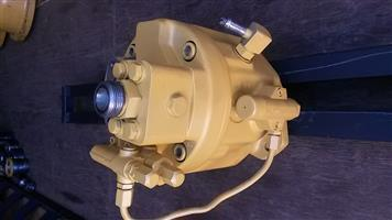 Hydraulic Pumps for CAT 428B and 424D TLBs