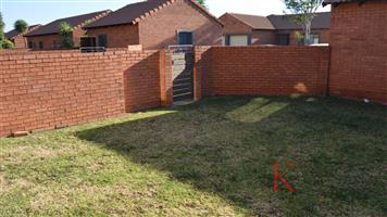 Two Bedroom with Garden