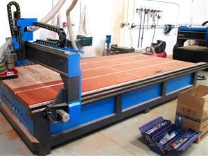 R-2030SV2/50V EasyRoute 380V Standard 2050x3050mm Hard PVC/Bakelite Clampable Vacuum CNC