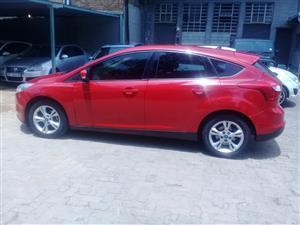 2012 Ford Focus hatch 5-door FOCUS 2.5 ST 5Dr