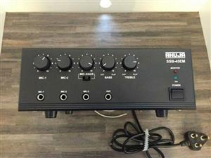 AHUJA Amplifiers
