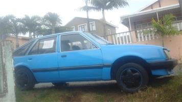 1983 Opel Ascona