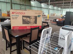 "Sansui 55"" flatscreen tv for sale"