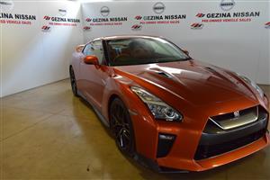2016 Nissan GT-R Premium Edition