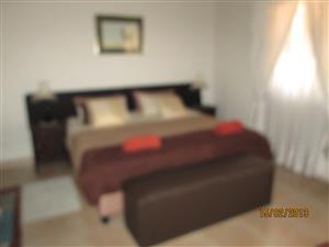 Small furnished bachelor flat