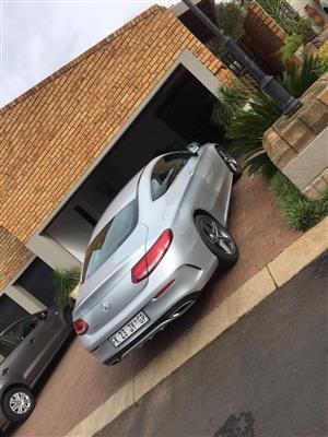2016 Mercedes Benz C-Class coupe C300 AMG COUPE