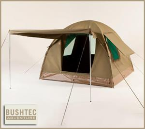 Canvas Dome Tent