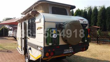 2004 jurgens xplorer caravan