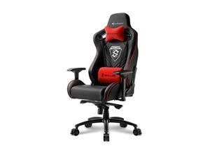 Sharkoon Skiller SGS4 Gaming Seat Black