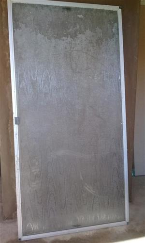 Shower Door with Frosted Glass