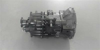 Eaton 4106B Tata 1518 replacement Gearbox for sale.