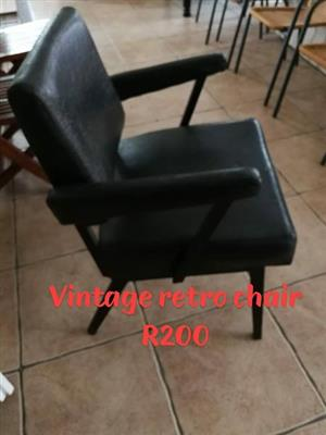 Vintage retro chair