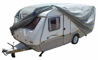 POLYESTER CARAVAN COVERS - SMALL, MEDIUM(LOW STOCK), LARGE - R120 COURIER IN SA