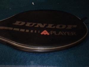 DUNLOP TENNIS RACKET A PLAYER