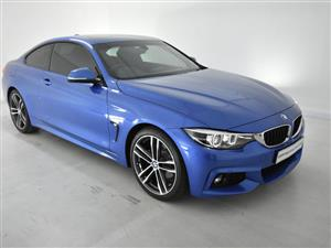 2019 BMW 4 Series Gran Coupe 420D GRAN COUPE M SPORT A/T (F36)
