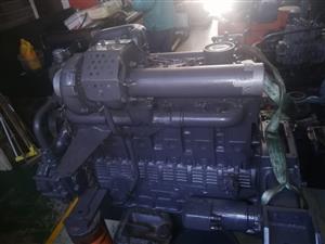 Daewoo DE12TIA Engine