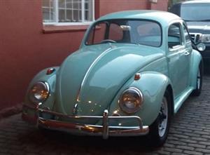 1963 VW Beetle Project